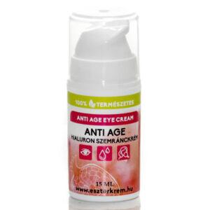 AntiAge intenzív szemránckrém