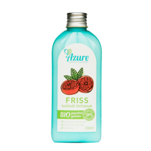 Azure FRISS tusfürdő férfiaknak