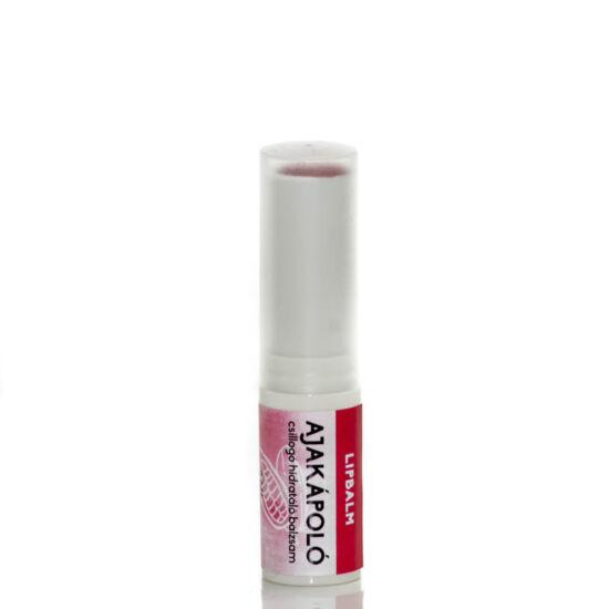 Ajakápoló balzsam stift (rózsaszín) 100% természetes