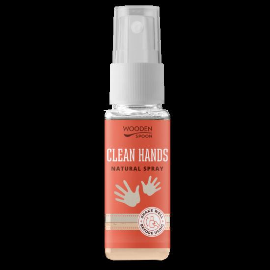 Wooden Spoon fertőtlenítő kéztisztító spray