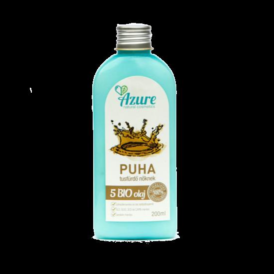 Azure PUHA tusfürdő nőknek 5 féle olajjal